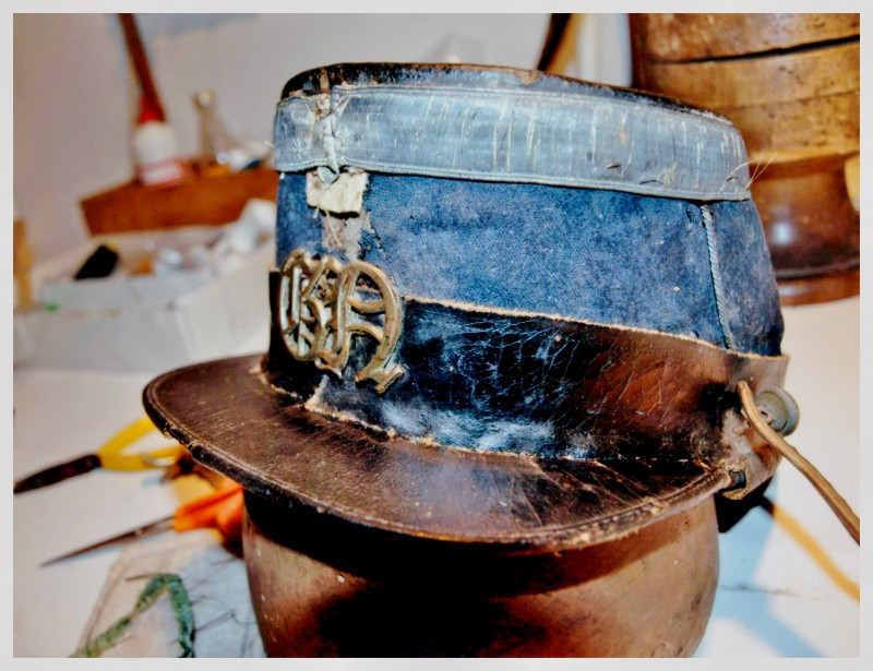 Cappello Garibaldino 01